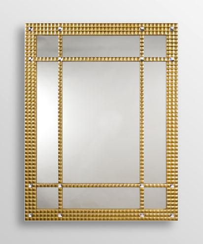 crystaline mirror fascination with swarovski crystals