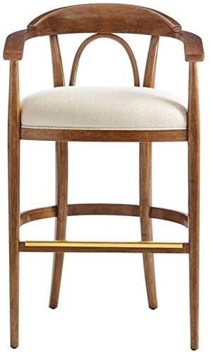 stanley furniture panavista studio barstool in goldenrod