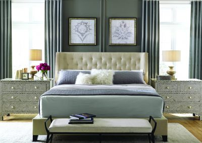 Bernardt Maxime Wing Bed