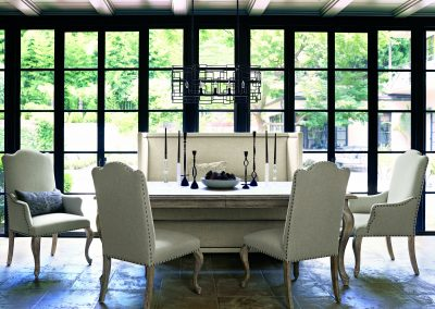 Bernhardt - Campania Dining Table