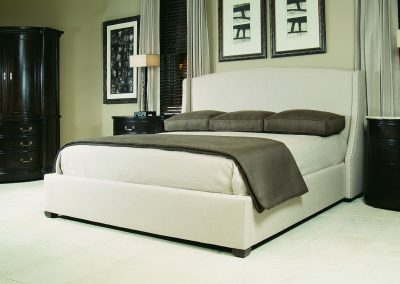 Bernhardt Cooper Wing Bed