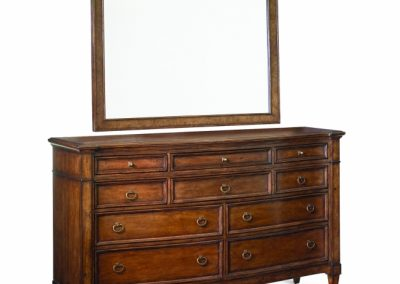 Schnadig Dresser with Mirror