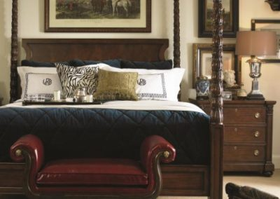 Century Kings Road Poster Bed