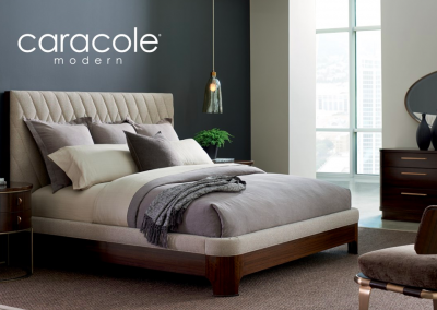 Caracole - Modern Bedroom
