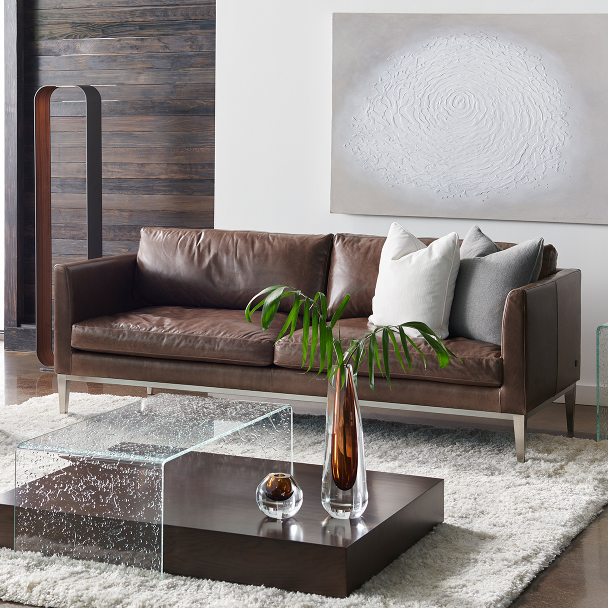 Leather Furniture and Decor - Cabot House Furniture and Design
