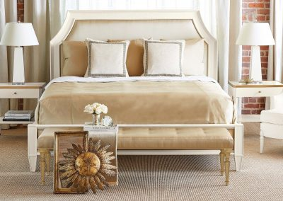 Hickory Chair - Wellesley Upholstered Bed