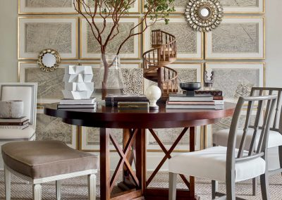 Hickory Chair - Suzanne Kalser Dining Room