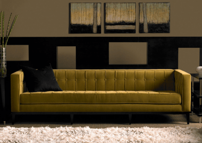 Luxe sofa - American Leather