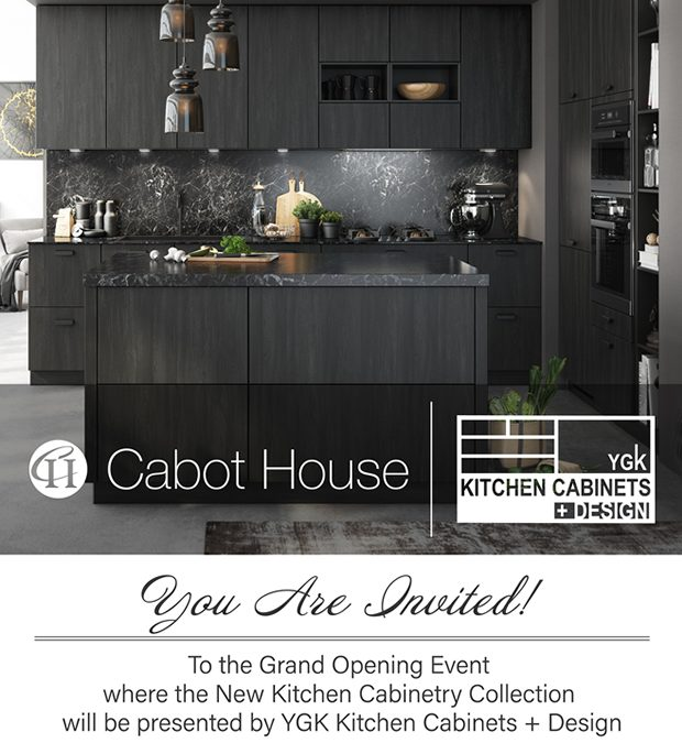 Cabot House – YGK Grand Opening Event