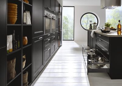 European Transitional Kitchen