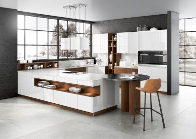 German Kitchen Cabinetry