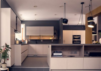 Modern Kitchen Bradford Massachusetts