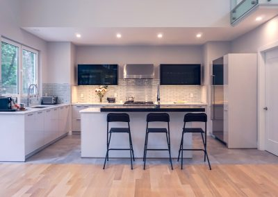 Modern Kitchen Sharon Massachusetts