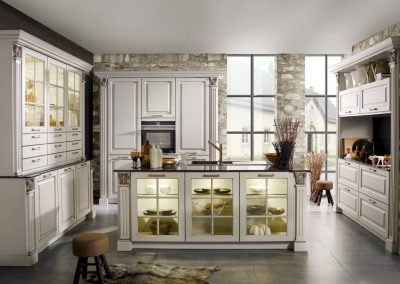 Traditional Kitchen Cabinets From Germany