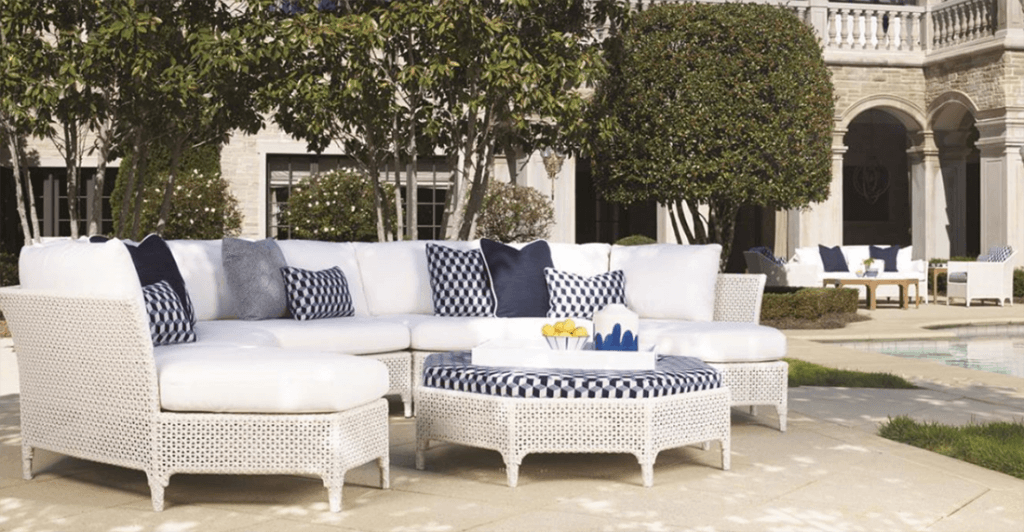 Extend living space with outdoor furniture from Century Furniture.