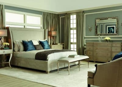 Bedroom-Bernhardt-Criteria-Upholstered-Bed-Contemporary-Eclectic