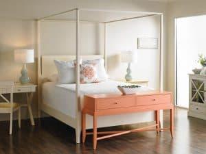 bedroom garett bed gat creek modern
