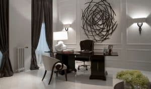 christopher guy home office minimal