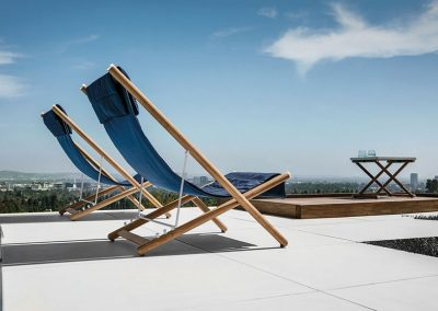 Gloster Voyager Lounging chairs