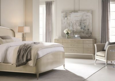 bed caracole modern
