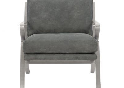 bernhardt antoni leather chair