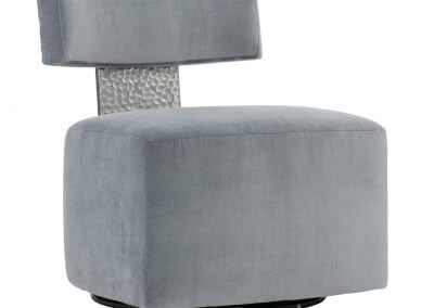 bernhardt ella swivel chair
