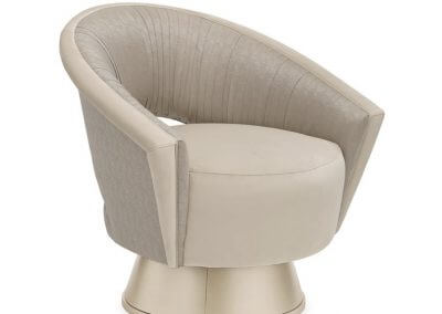 caracole a com-pleat turn around chair