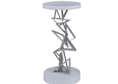 century cadence side table