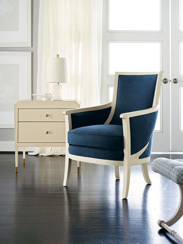 hickory breck chair