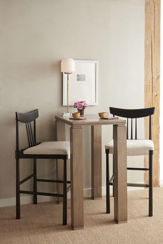 hickory karlis bar stool