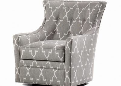 jessica charles delta swivel chair