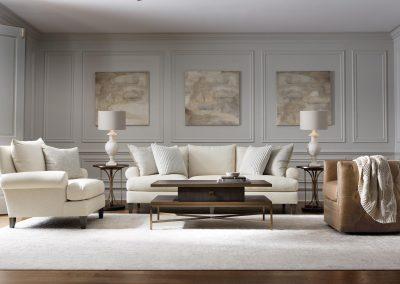 living bernhardt palazzo leather chair